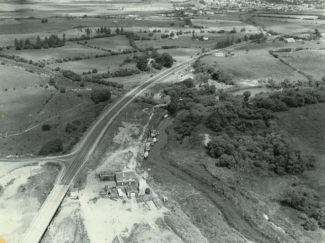 Aerial Maritime Park 1980