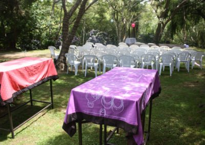 Outdoor function