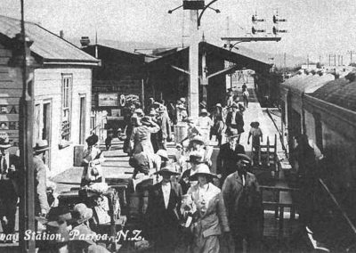 Railway Station Paeroa